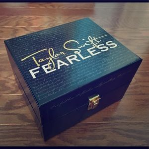 Taylor Swift Fearless Limited Edition Box